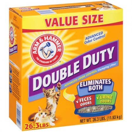 Arm & Hammer Double Duty Cat Litters