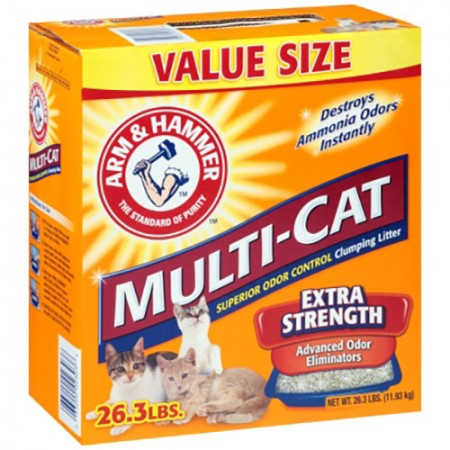 Arm & Hammer Multi-Cat Cat Litters