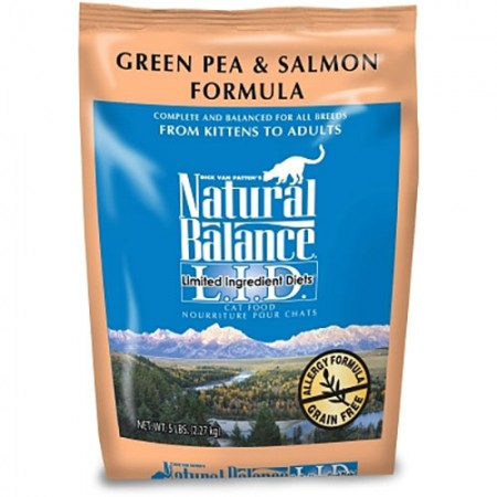 Natural Balance Limited Ingredient Diets Dry Cat Foods
