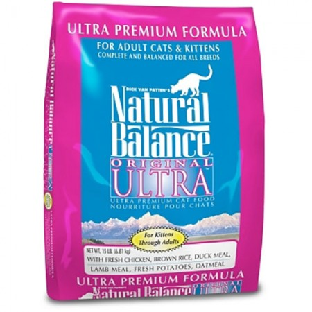 Natural Balance Ultra Premium Whole Body Health