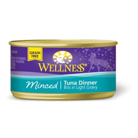 Wellness Minced Entrees