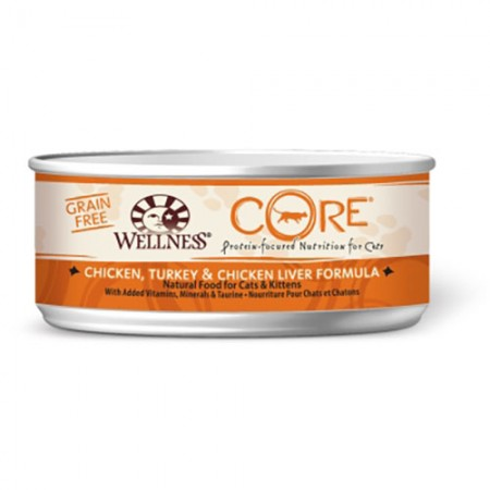 Wellness Core Grain-Free Wet Cat Foods
