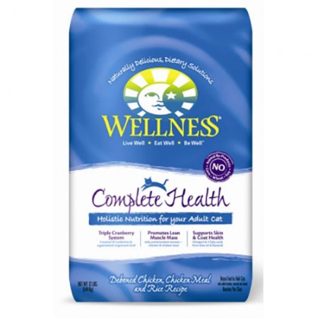 Wellness Complete Health Adult Health Dry Cat Foods