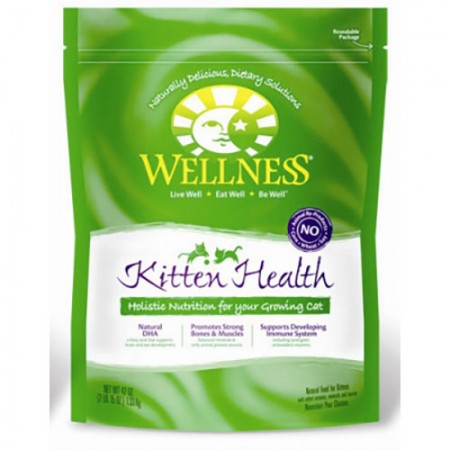 Wellness Complete Health Kitten Health Dry Food for Cats