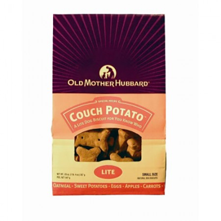 Old Mother Hubbard Mother's Solutions - Low Fat Biscuits - 20 oz