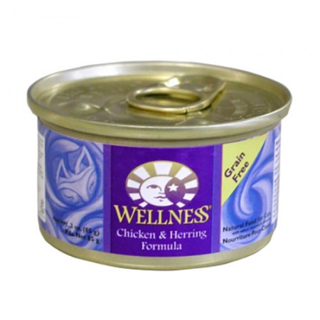 Wellness Complete Health Wet Food for Cats