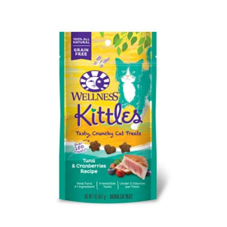 Wellness Kittles - Tuna & Cranberry Recipe - 2 oz