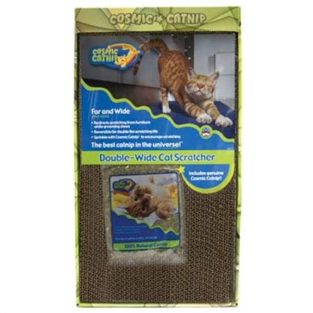 OurPets Far And Wide Catnip Scratcher