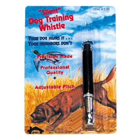 Pet Supply Imports Silent Dog Training Whistle