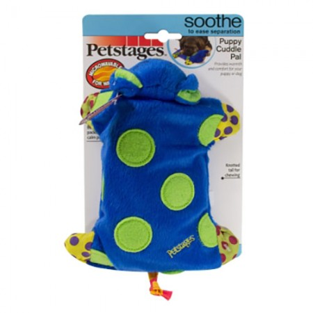Petstages Puppy Cuddle Pal - 7""