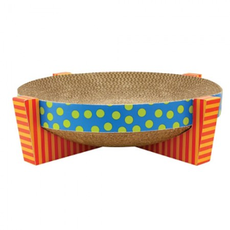 Petstages Easy Life Scratch Snuggle & Rest - 15.25""