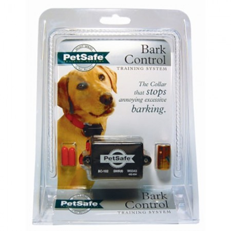 Bark Control Collar - Training System