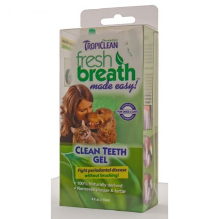 TropiClean Puppy Clean Teeth Gel - 4 fl oz