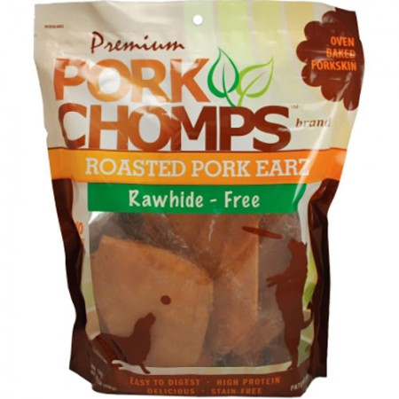 Scott Pet Premium Pork Chomps - Roasted Earz - 10 pk