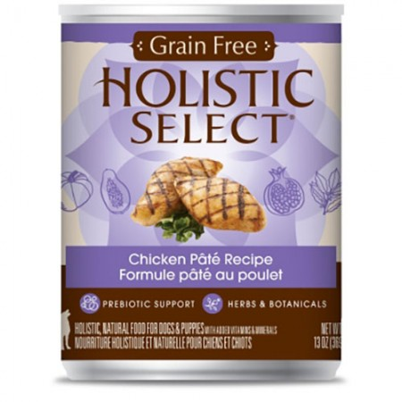 Holistic Select Grain Free Pate Recipes for Cats
