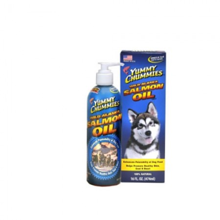 Arctic Paws Yummy Chummies Salmon Oil for Dogs