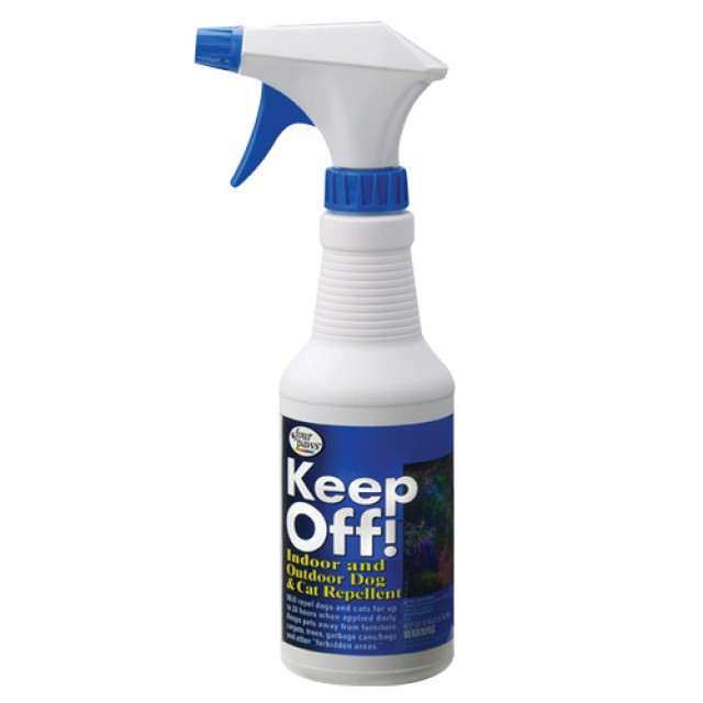 Indoor Outdoor Repellent For Dogs And Cats