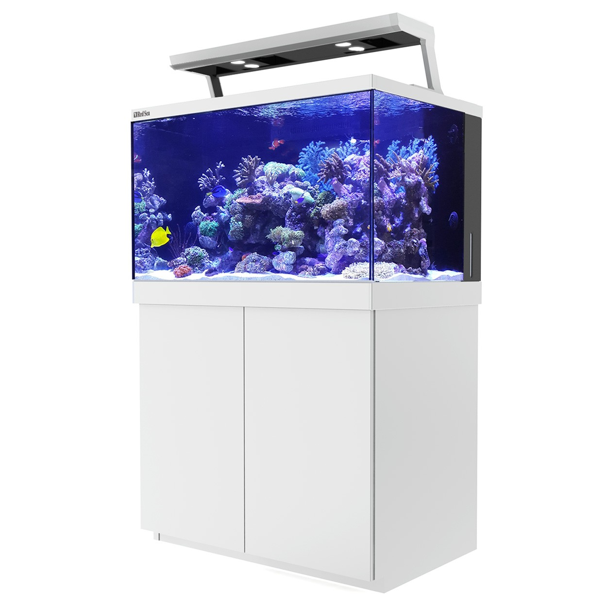 red sea max s 400 reef spec aquarium system with stand. Black Bedroom Furniture Sets. Home Design Ideas