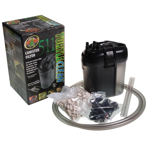 Zoo Med Turtle Clean External Canister Filters