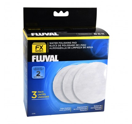Fluval Water Polishing Pads for FX Series - 3 pk