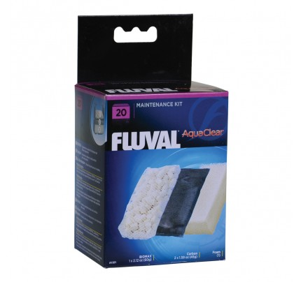 Fluval Maintenance Kit for AquaClear 20/Mini
