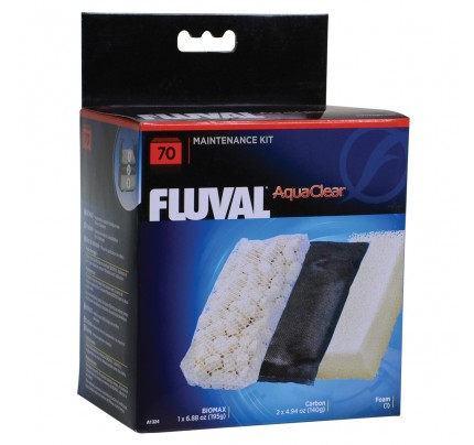 Fluval Maintenance Kit for AquaClear 70/300