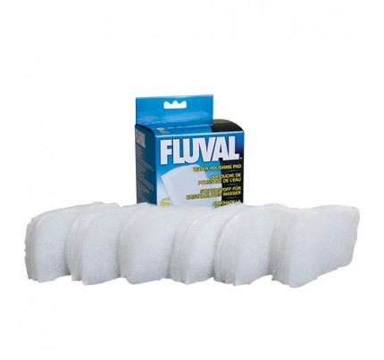 Fluval Water Polishing Pads for 304/404/305/405/306/406 - 6 pk