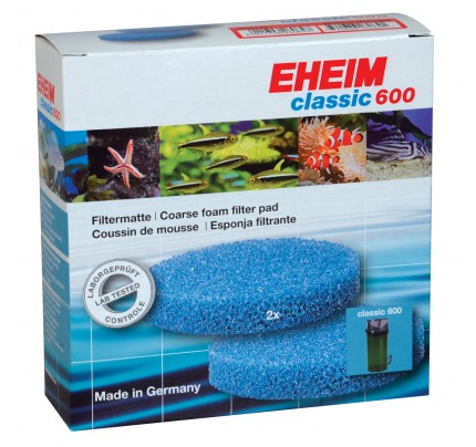 Eheim Coarse Filter Pads for 2217 Canister Filter - 2 pk