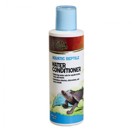 Zilla Aquatic Reptile Water Conditioner - 8 fl oz