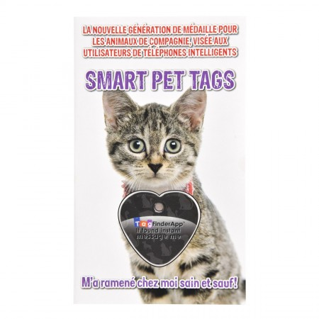 TagFinderApp Smart Pet Tags
