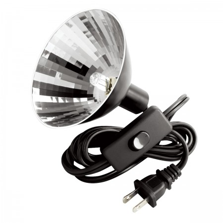 Zilla Light & Heat Halogen Mini Dome