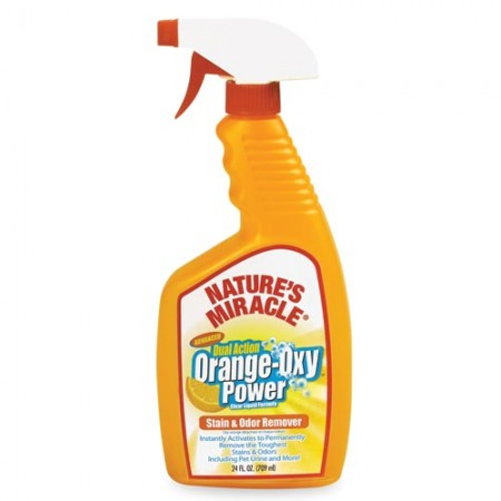 Nature's Miracle Orange-Oxy Power Stain & Odor Removers