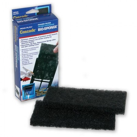 Penn Plax Bio-Sponges for Cascade 300 - 2 pk