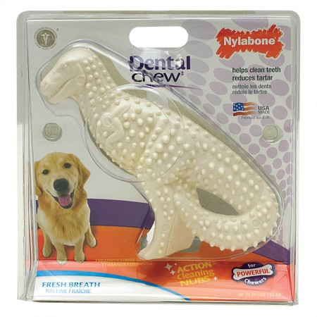 DuraChew Original Dental Dinosaur - Regular