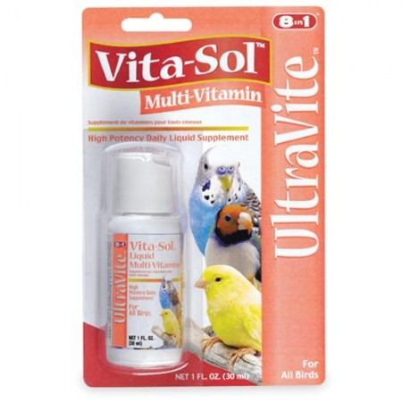 UltraVite Vita-Sol Multi-Vitamin for All Birds
