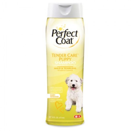 Perfect Coat Tender Care Puppy Shampoo - Baby Powder Scent