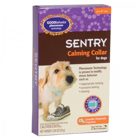 Sentry Calming Collars for Dogs
