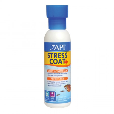 API Stress Coat+