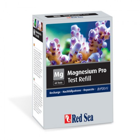 Red Sea Magnesium Pro Test Refill - 60 Tests