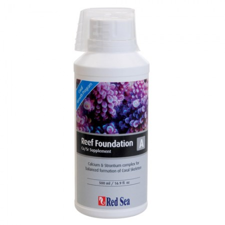 Red Sea Reef Foundation Supplements