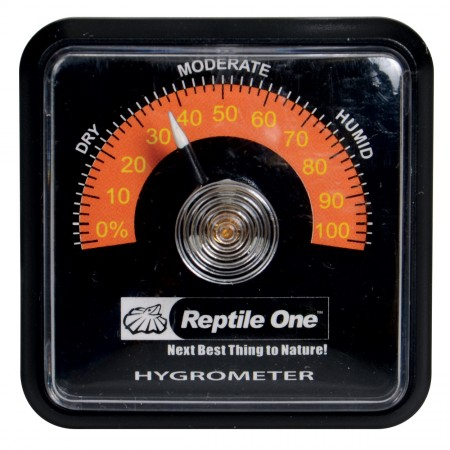 Reptile One Stick-On Hygrometer