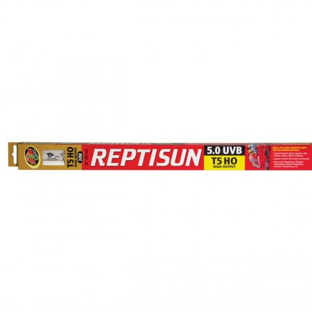 Zoo Med ReptiSun 5.0 T5-HO UVB Fluorescent Lamps
