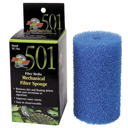 Zoo Med Mechanical Filter Sponge for 501 Filter