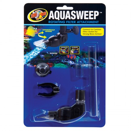 Zoo Med AquaSweep Rotating Filter Attachment