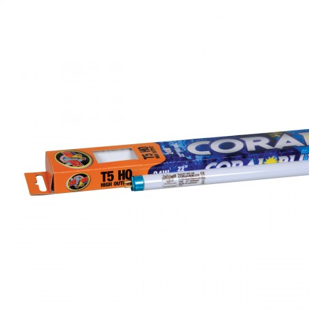 Zoo Med Coral Blue 460nm T5-HO Lamps