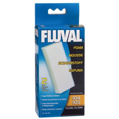 Fluval Foam Filter Blocks