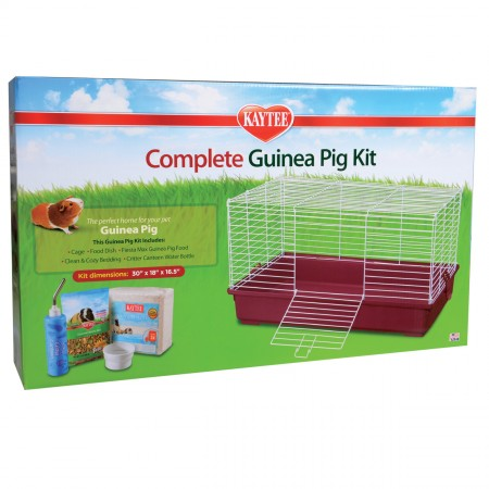My First Home Complete Guinea Pig Kit