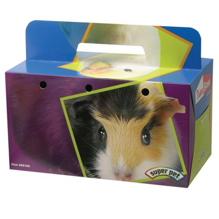 Super Pet Take-Home Boxes for Small Animals