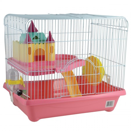 Animal Treasures Small Animal Castle Cages