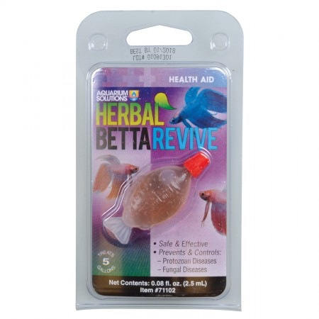 Hikari Herbal Betta Revive - 0.08 fl oz